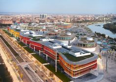 The Ronda Buildings / Estudio Lamela