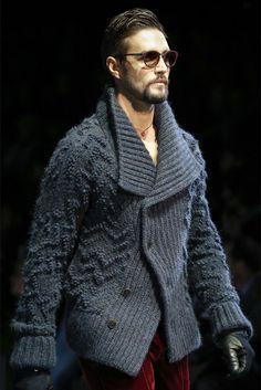 Giorgio Armani - Men Fashion Fall Winter 2013-14