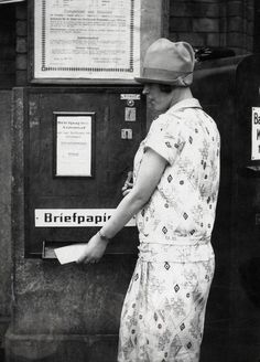 Lovely retro pic of Berlin, 1927