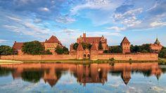 Dünyanın en büyük kalesi Malbork