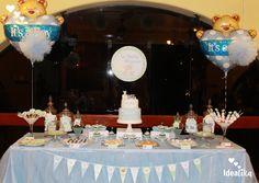 Candy bar, globos de helio, imprimibles, banderines bocaditos, cupcakes, paletas, bomboneras, copones, torta personalizada y más, creando momentos únicos #siempreideatika
