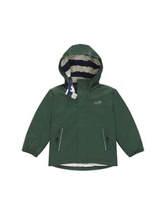 Puddleflex Jacket Green Front