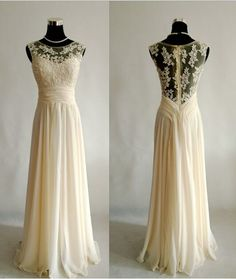 new arrival Sexy Prom Dress, sleeveless chiffon prom Dress ,lace evening gowns