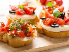 Bruschetta is an Italian appetiser that's popular for its easy-peasy method. It is simply, French bread topped with various veggies or mixes that makes for an excellent starter at a house party. Great food can uplift spirits at a get together and that will eventually lead you to an evening well spent. So if you are planning to call in your friends sometime soon, you know what should be on the menu. Try this simple but satiating bruschetta recipe.