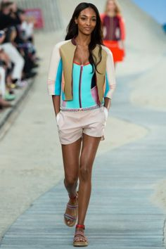 Tommy Hilfiger Spring/Summer 2014 - Shows - Fashion - GLAMOUR Nederland