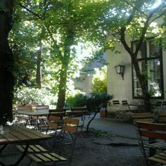 Flein - lovely garden, perfect for a nice chill out in summer