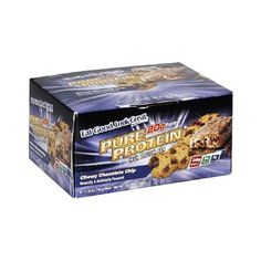 Pure Protein Bar Chocolate Chip, 50 Gram
