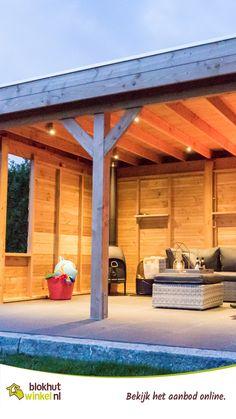 Landscaping Along Fence, Backyard Landscaping, Pergola With Roof, Gazebo, Modern Patio Design, Carport Designs, Garden Canopy, Garden Furniture, Beautiful Gardens