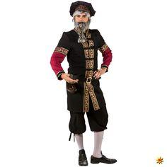 Herren Kostüm Mittelalter Gewand           Größe         46/48 Cosplay, Samurai, Petra, Fashion Styles, Beret, Carnavals, Ideas, Samurai Warrior