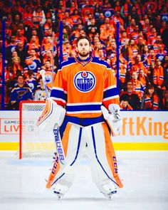 Cam talbot 33 another new goalie