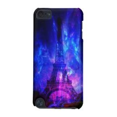 Creation's Heaven Paris Amethyst Dreams iPod Touch (5th Generation) Cases