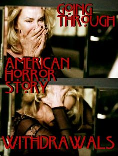 Going through American Horror Story withdrawals!!  #AHS #Coven