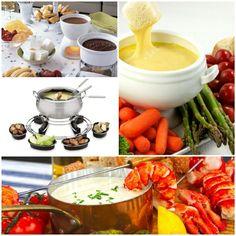 die passenden fondue beilagen auswählen
