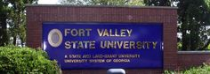 Fort Valley State University (FVSU) is a historically black university (HBCU) located in Fort Valley, Georgia. It is also a unit of the University System of Georgia and a member-school of the Thurgood Marshall College Fund.  It is the only 1890 land-grant university in Georgia. Its 1,365 acre (5.52 km²) campus is the second-largest in area for a public university in the state.