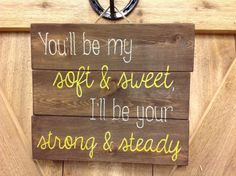 Horse Treats and Discount Stable - Country Music Wooden Signs - Decorative signs with lyrics from Tim McGraw, Taylor Swift, Lee Brice, and more!, $32.00 (http://www.horsetreats.com/country-music-wooden-signs-decorative-signs-with-lyrics-from-tim-mcgraw-taylor-swift-lee-brice-and-more/)