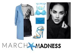 """""""March Madness"""" by bamffaith on Polyvore featuring Passionata, Topshop, Jimmy Choo, Pinko, Rebecca Minkoff and River Island"""