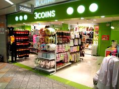 3COINS is a popular variety store in Japan. http://www.jnize.com/en/article/100000131/