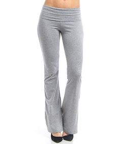 Loving this Gray Lounge Pants on #zulily! #zulilyfinds