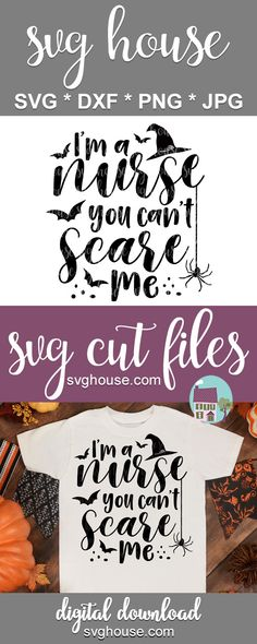 Halloween Designs, Halloween Crafts, Halloween Decorations, Silhouette Machine, Silhouette Files, Crafts To Make And Sell, Halloween Season, Svg Files For Cricut, I Am Scared
