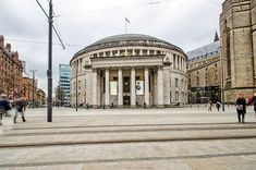 One day in Manchester (Guide) - What to do and where to go Manchester Central, Central Library, Where To Go, Taj Mahal, Things To Do, City, Building, Places, Travel