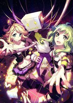 Rin & Gumi