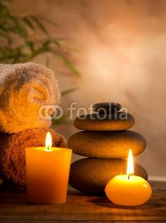 Candles spa
