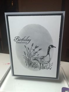 Stampin' Up! Wetlands by jadoherty - Cards and Paper Crafts at Splitcoaststampers