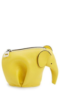 Loewe Elephant Coin Purse available at #Nordstrom