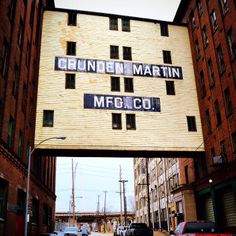 What once was a #manufacturer of #wooden and #metal household goods in #downtown #SaintLouis is now one of our #warehousing facilities. #fwresults #Midwest3PL #CrundenMartin #Stl #storage #arch #stlarch