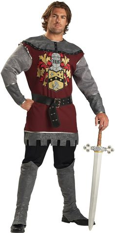 Noble Knight Costume - Historical Costumes at Escapade™ UK - Escapade Fancy Dress on Twitter: @Escapade_UK
