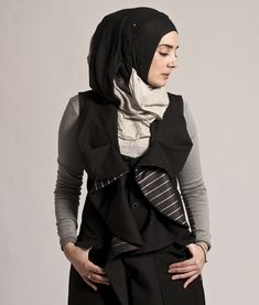 Green Sleeves - Eco Fashion in Emel Magazine | The Eco Muslim