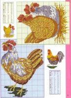 """Gallery.ru / irisha-ira - Альбом """"Петухи"""" Rooster, Chicken"""