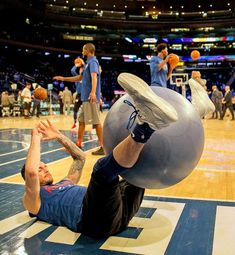 J.J. Redick's mental & physical preparation is integral to his professional success in the League.