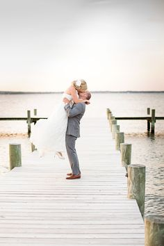 Photography: Robyn Van Dyke - www.robynvandykephotography.com   Read More: http://www.stylemepretty.com/2014/08/28/north-beach-maryland-wedding-full-of-happy-color/