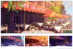 EH: Cafe by owen-c on deviantART