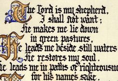 calligr 23rd psalm excerptSMALL.jpg 792×543 pixels