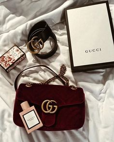 Instagram media by fanny.lcnn - Love @gucci  ______________________________________________________ #guccibag #guccmarmont #velvet #pink #perfume #belt #guccibelt #bloom #gift #christmas #christmasgift #xmas #love #happyme #happygirl #styleblogger #bloggerstyle #thanks #fashion #accessories #details #flatlay #parisian #postoftheday #picoftheday #potd #guccibox Happy Girls, I Am Happy, Pink Perfume, Xmas, Instagram Life, Parisian, Chloe, Fashion Accessories, Navidad