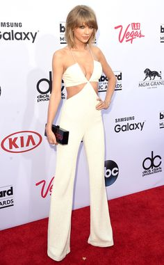 Best Dressed at #BBMAS: Taylor Swift wearing Balmain!
