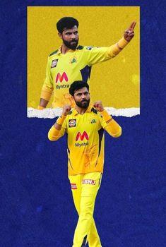 Best Wallpaper For Mobile, Ravindra Jadeja, Chennai Super Kings, Cricket, Baseball Cards, Ms, Sports, Hs Sports, Cricket Sport