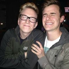 Connor and tyler