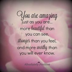 You Are Amazing Quotes - You Are Special Quotes, Quotes You Are Amazing, Special Friend Quotes, You Are Quotes, You Are So Beautiful, Special People Quotes, Friend Poems, Uplifting Quotes, Meaningful Quotes