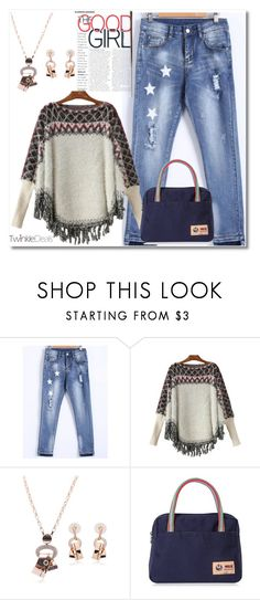 """""""casual"""" by fatimka-becirovic ❤ liked on Polyvore"""