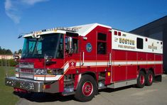 Boston FD Heavy Rescue 1. ★。☆。JpM ENTERTAINMENT ☆。★。