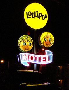 Lollipop Motel Wildwood, New Jersey