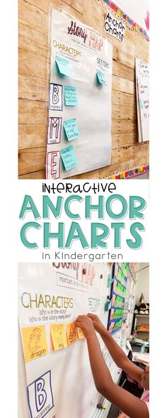 Interactive anchor c