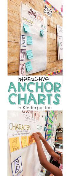Interactive anchor c