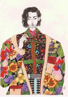 Arts & Culture | Jérémy Combot | Pattern People