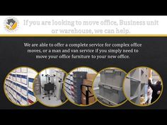 Oxfordshire Removals are able to offer a complete service for complex office moves, or a man and van service if you simply need to move your office furniture to your new office. Business Furniture, Office Furniture, Office Movers, Office Relocation, House Movers, Removal Services, Oxford, Commercial, How To Remove
