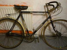 Vintage BSA sports bicycle Reynolds 531 frame