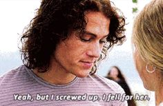 """13 Reasons No Man Will Ever Surpass Heath Ledger In """"10 Things I Hate About You"""""""